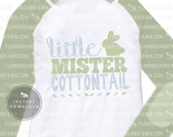 Little mister svg Easter svg,  rabbit svg, boy easter svg file, little boy easter svg, easter svg for boys, easter boy shirt svg commercial