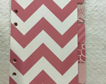 Various Pinks Personal Size Dividers