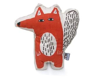 Stuffed Animal Red Fox