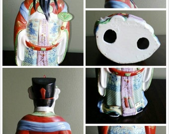 "11.5"" Chinese Porcelain Figure"