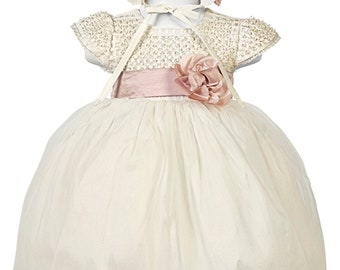 Christening Gown H-812