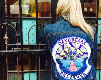 Daydream Believer denim jacket
