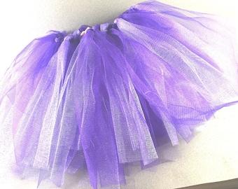 Girls Purple Tutu