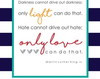 Only Love- MLK