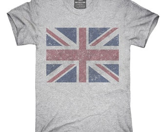 Union Jack T-Shirt, Hoodie, Tank Top, Gifts