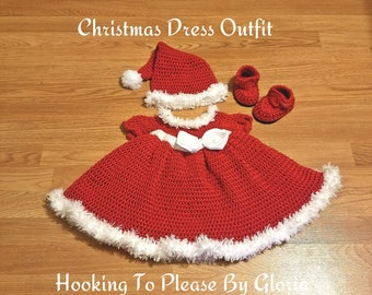 Christmas Dress Outfit