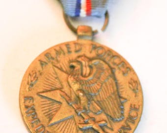 United States of America Armed Forces Medal