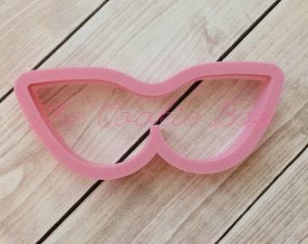 Miss Doughmestic's cat eye sunglasses