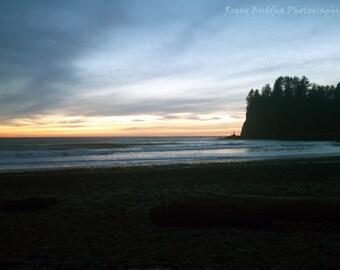 La Push Sunset - Lowlight