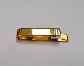 On Sale MONET Two Tone Tie Bar Item K # 463