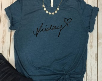 Friday Shirt, Thank god it is Friday, Girls Weekend Shirt, Friday, Weekend shirt, Womens Weekend Shirt, Hello Gorgeous, Womens Friday shirt