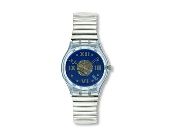 Swatch Saphire Shad GN110  - NEW OLD STOCK - with Original Box