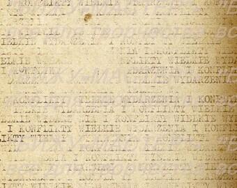 Rice paper decoupage #160231 vintage Decopatch Decoupage supplies