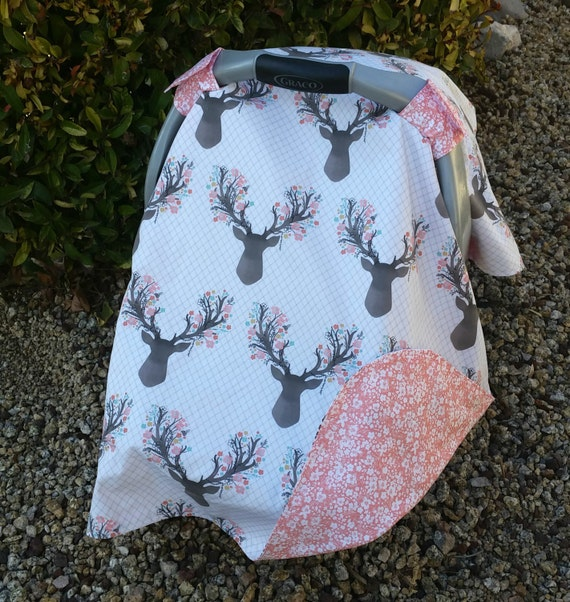 Baby Car Seat Canopy Baby Car Seat Cover Pink Car Canopy