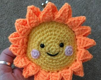 Sunshine Coin Purse Crochet Pattern