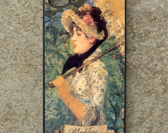 iPhone Cover(all models) - smartphone - Mobile  - Famous painting - Manet - Personalised - Samsung Galaxy and other models