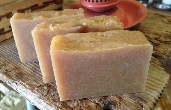 TEXAS BEER SOAP {Beard + Hair + Body + Face + Texas Beer + Citrus + Cocoa Butter + Local Honey}