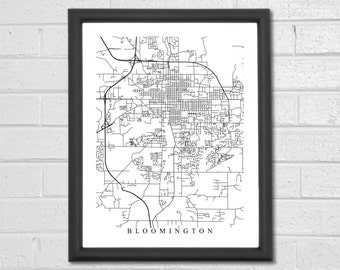 Milan Indiana Map.Milan Map Art Map Print Black And White Print Italy