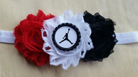 Nike Serre-tête Pour Les Filles Jordans Rouges professionnel à vendre réduction avec paypal YYvipeVC67