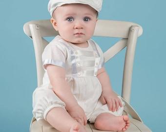 c97ae989be0ed Boys Christening Outfit Elijah Baptism Suit White - Www.imagez.co