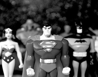 Justice League of America - Photograph - Various Sizes