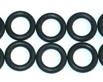 10 Replacement O-Rings For GI Joe Action Figures