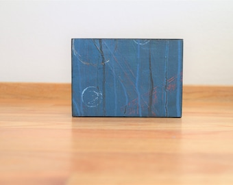 Abstract Painting - Small Works - Reprise 3