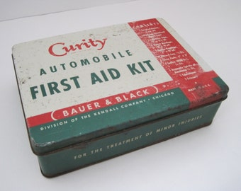 Curity Automobile First Aid Kit