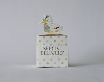 Special Delivery Stork Box