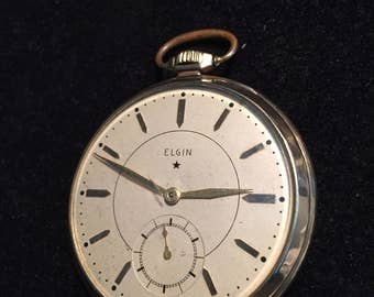 Elgin 21Jewel Pocket Watch