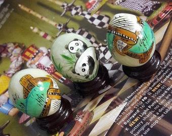 Art collectible egg etsy