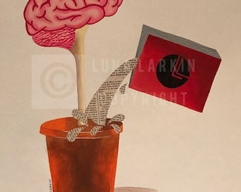 Grow Your Mind Painting