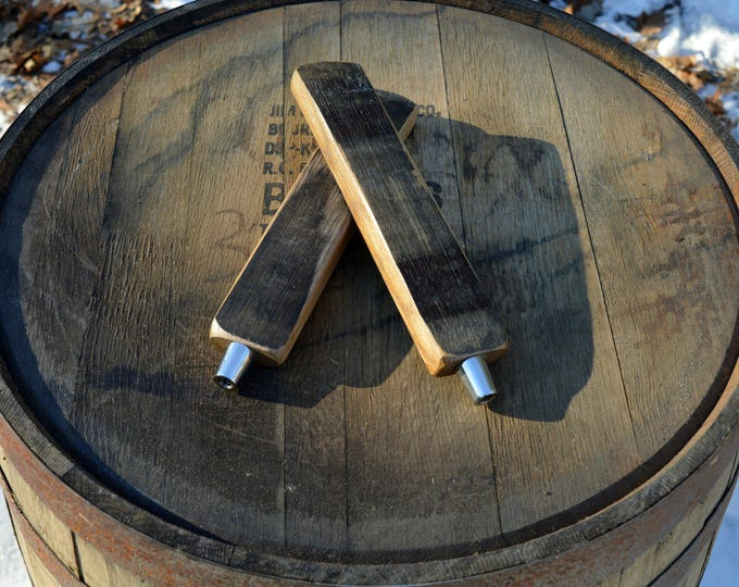 Whiskey Barrel Tap Handle