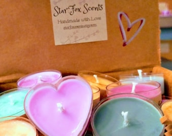Add 2 Tea Lights to any Order (any scent)
