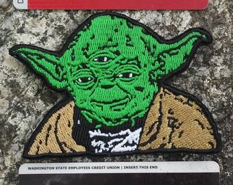 3 Eyed Jedi Patch