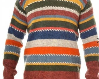 man sweater, wool,handmade,man clothes,natural material, best winter protection