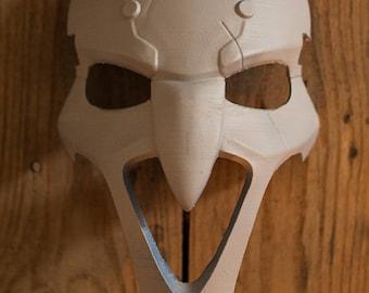 Reaper mask Overwatch cosplay prop