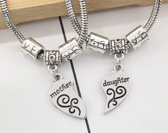 Mother Daughter Jewelry Set