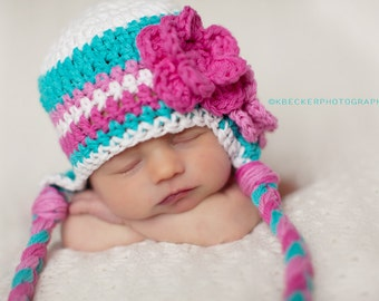 baby girls hat, baby hat, girls hat, newborn girl hat, newborn hat, newborn girl hat, baby girl hat, baby girl hat, girls winter hat
