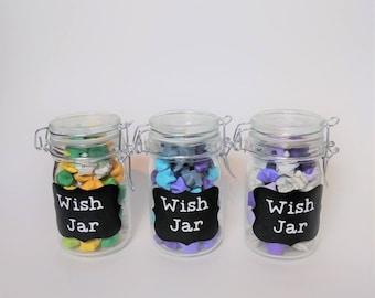 Lucky Stars Jar, Lucky Origami Stars, Jar of Stars, Wishing Stars, Mason Jar, Baby Decor, Star Jar, Lucky Stars, Japanese Lucky Stars,