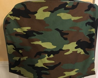 Camo Messenger/Crossbody Bag