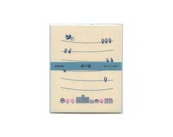 Swallow Letter Writing Set, Stationery Set, Stationery Paper Set, Cute Letter Set, Letter Set, Writing Paper, Letter Paper, Envelopes