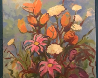 Flowers bouquet 1