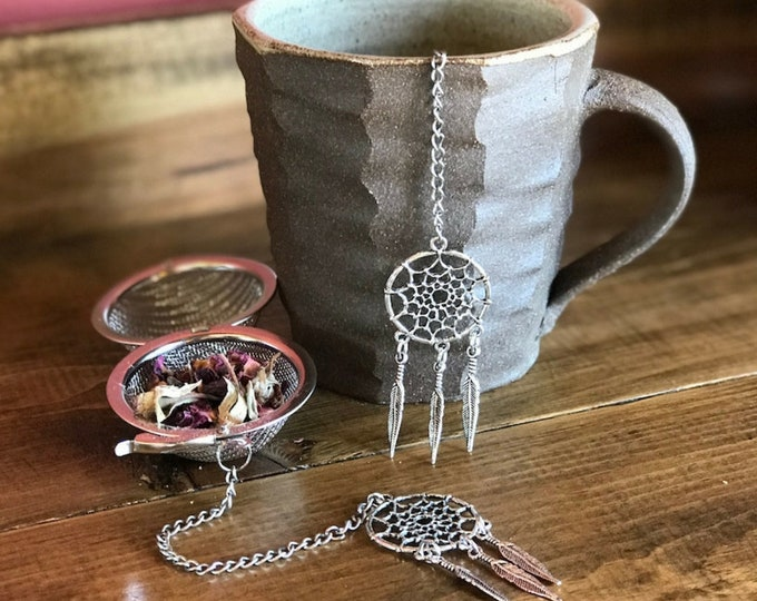 Dream Catcher Tea Infuser©