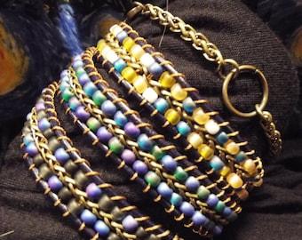 Starry Night Wrap Bracelet