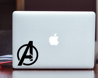 Avengers Vinyl Decal/Sticker Choose Your Size and Color