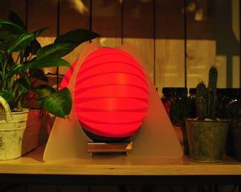 FIREFLY nightlight red