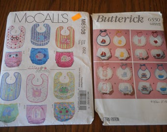 Bibs and Diaper Covers - Patterns