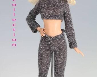 SALE!!!Barbie clothes, 2 piece set