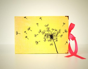 Handmade photo album
